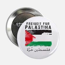 """Freiheit für Palästina (filis 2.25"""" Button"""