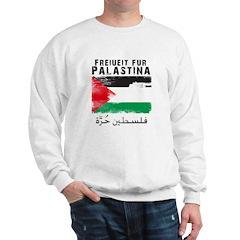 Freiheit für Palästina (filis Sweatshirt