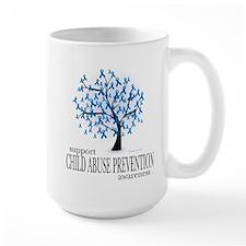 Child Abuse Tree Mug