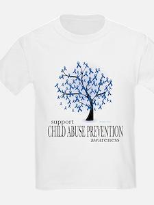 Child Abuse Tree T-Shirt