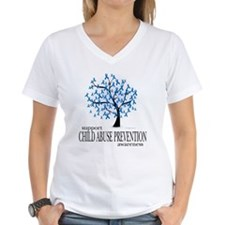 Child Abuse Tree Shirt