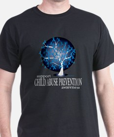 Child Abuse Tree T-Shirt