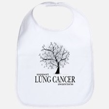 Lung Cancer Tree Bib
