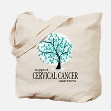 Cervical Cancer Tote Bag