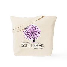 Cystic Fibrosis Tote Bag