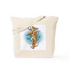 Geckos and More Geckos Tote Bag