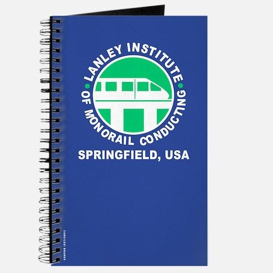 Lanley Monorails Journal