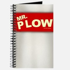 Mr Plow Journal