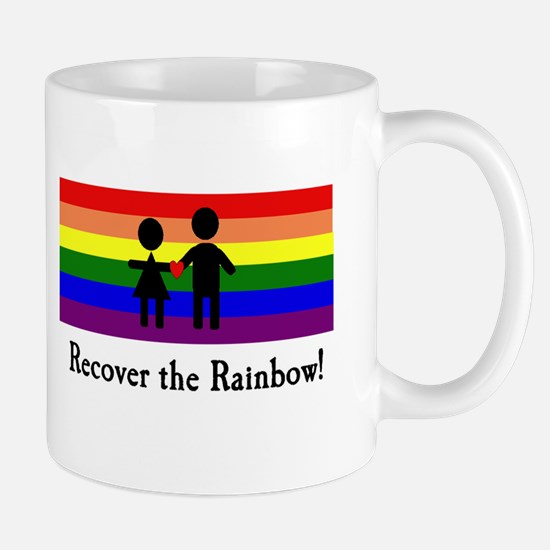 Recover the Rainbow Mug