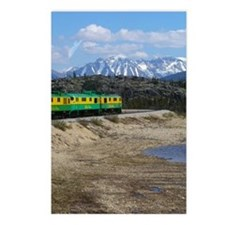 Alaskan White Pass Trail Postcards (Package of 8)