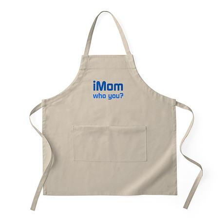 iMom Who You? Apron