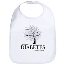 Diabetes Tree Bib