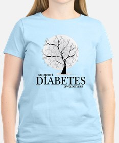 Diabetes Tree T-Shirt