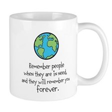 Remember People in Need Mug
