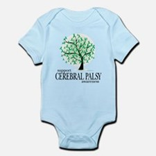Cerbral Palsy Tree Infant Bodysuit