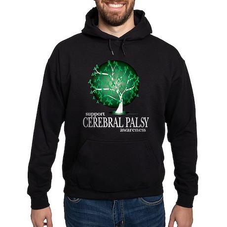 Cerbral Palsy Tree Hoodie (dark)