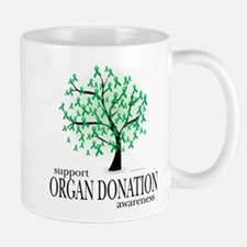 Organ Donation Tree Mug