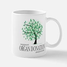 Organ Donation Tree Mug