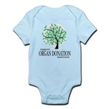 Organ Donation Tree Infant Bodysuit