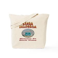 Baker California Tote Bag