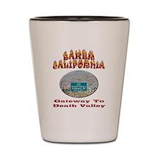 Baker California Shot Glass