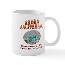 Baker California Mug