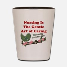 Cool Student nurse Shot Glass