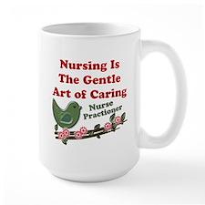 Nursing Nurse Prac. Green Mugs