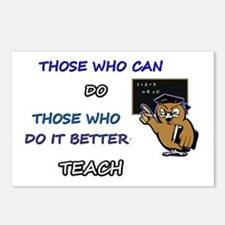 TEACHERS CAN Postcards (Package of 8)