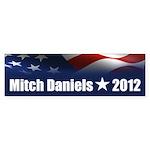Mitch Daniels 2012 Sticker (Bumper 10 pk)
