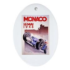 Unique Formula one racing car Ornament (Oval)