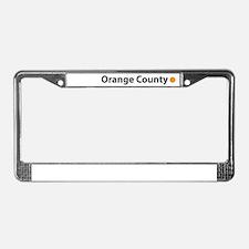 Fresh OC License Plate Frame