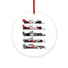 Unique F1 Ornament (Round)