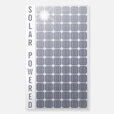 Solar Panel Decal