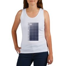 Solar Panel Women's Tank Top