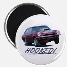 HOOKED! Magnet
