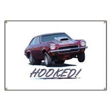 HOOKED! Banner