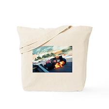 Funny F1 Tote Bag