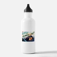 Cute Backfire Water Bottle