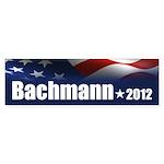 Michele Bachmann 2012 Sticker (Bumper 50 pk)