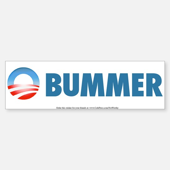 OBUMMER Bumper Car Car Sticker