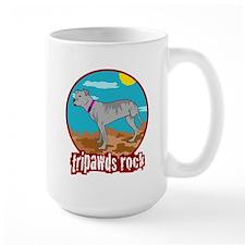 Tripawds Rock - Lottie Mug
