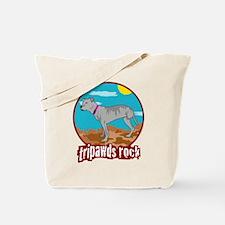 Tripawds Rock - Lottie Tote Bag