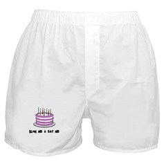 Blow Me - Eat Me Boxer Shorts