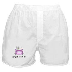 Blow Me - Eat Me Boxer Shorts