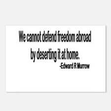 Freedom Postcards (Package of 8)
