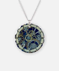 Cogs and Gears Necklace