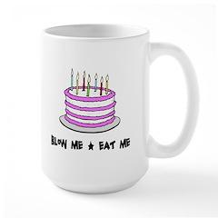 Blow Me - Eat Me Mug