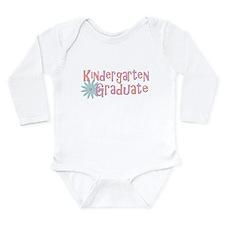 Kindergarten Graduate Long Sleeve Infant Bodysuit