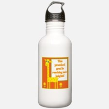 Preschool Grad Water Bottle